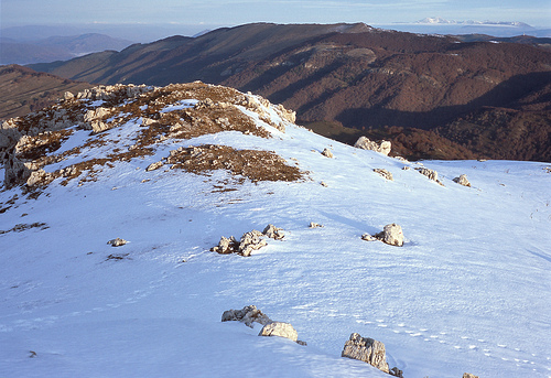 Panorama Monti Simbruini - ph. F.Ferreri